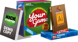 Game Boxes from Print & Play
