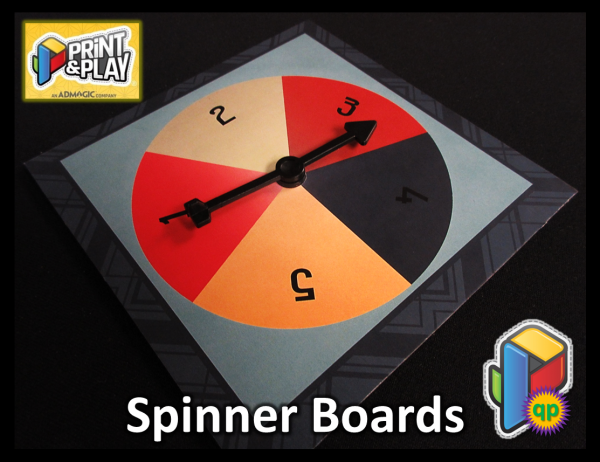 Spinner Board Assembly Fee