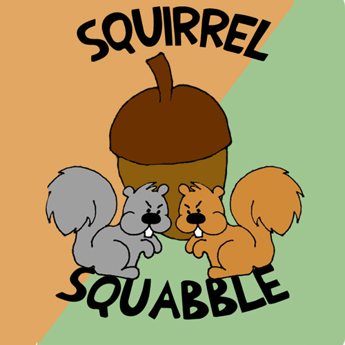 Squirrel Squabble