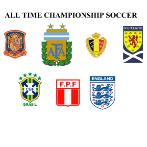 All Time Championship Soccer