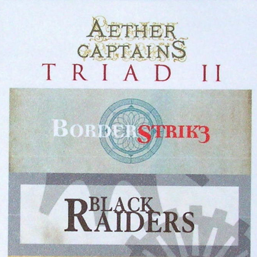 Aether Captains: Triad 2