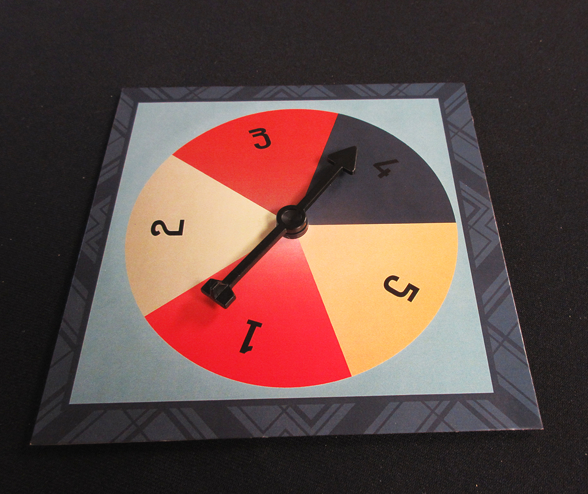 Spinner Board / Dial Assembly - Print & Play