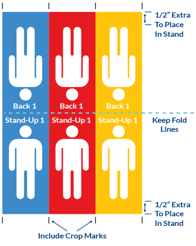 Stand-Up Formatting